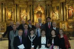 Eucaristia en la celebración de jubilaciones 2011