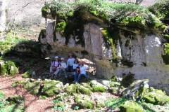 Excursiones pequeños montañeros