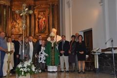 Misa de acción de gracias por el Beato Juan Pablo II