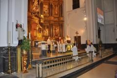 Oracion de acogida de la Parroquia