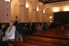 Rosario de los Esclavos de la catedral en San Miguel