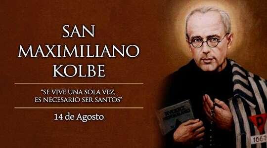 08-14-Maximiliano-Kolbe