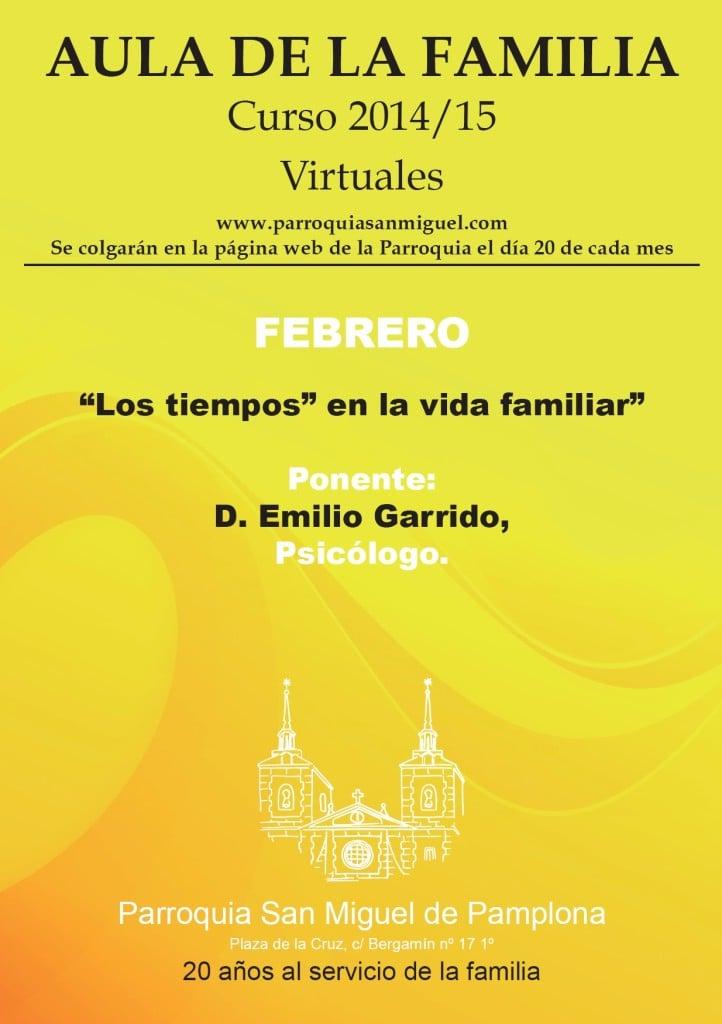 charla virtual febrero 2015