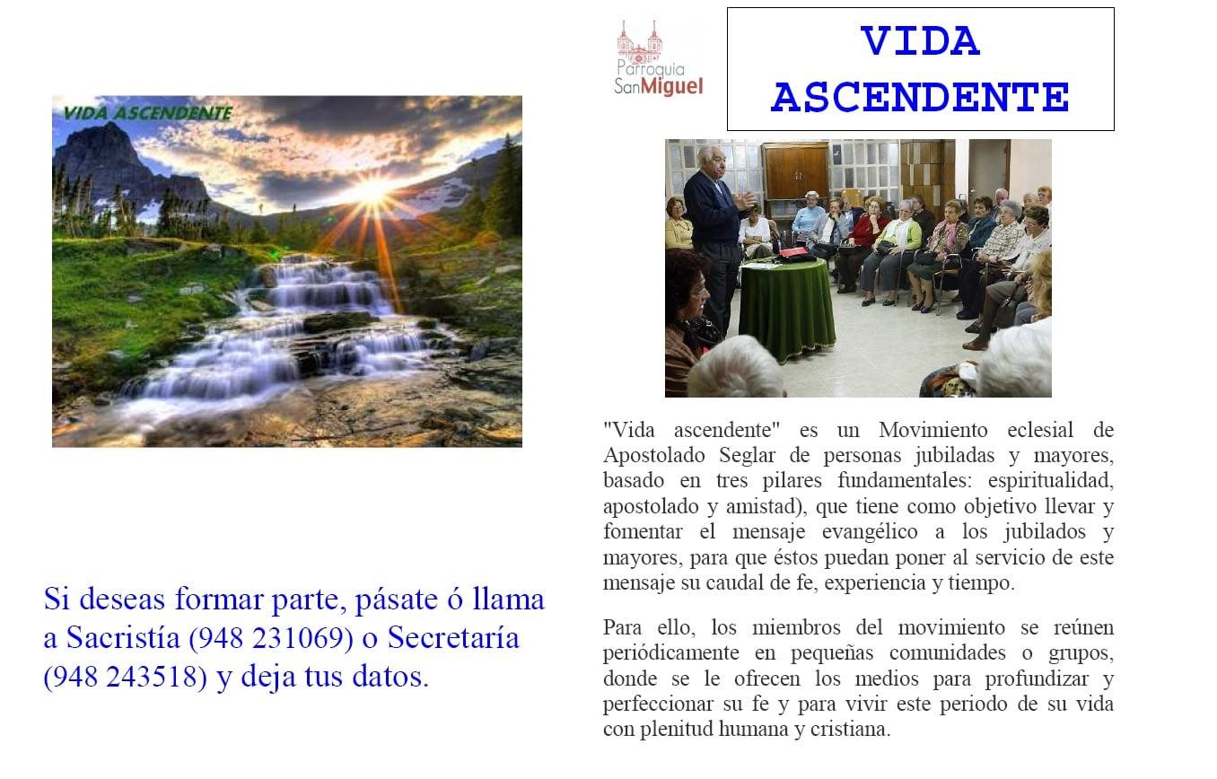 VIDA ASCENDENTE 1